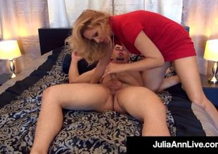 Prick starved milf julia ann  2..