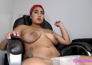 Super-steamy little girl latina..