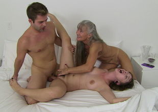 A Cherry is Trained Orgy TRAILER