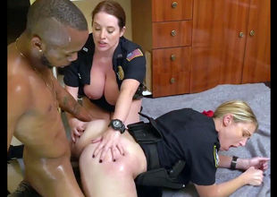 Ebony masculine ravage 2 aases of..