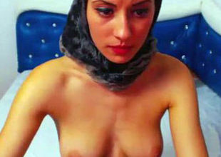 First-timer Insatiable Arab Heads..