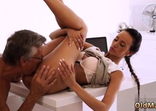 Sloppy director mature assfuck and get..